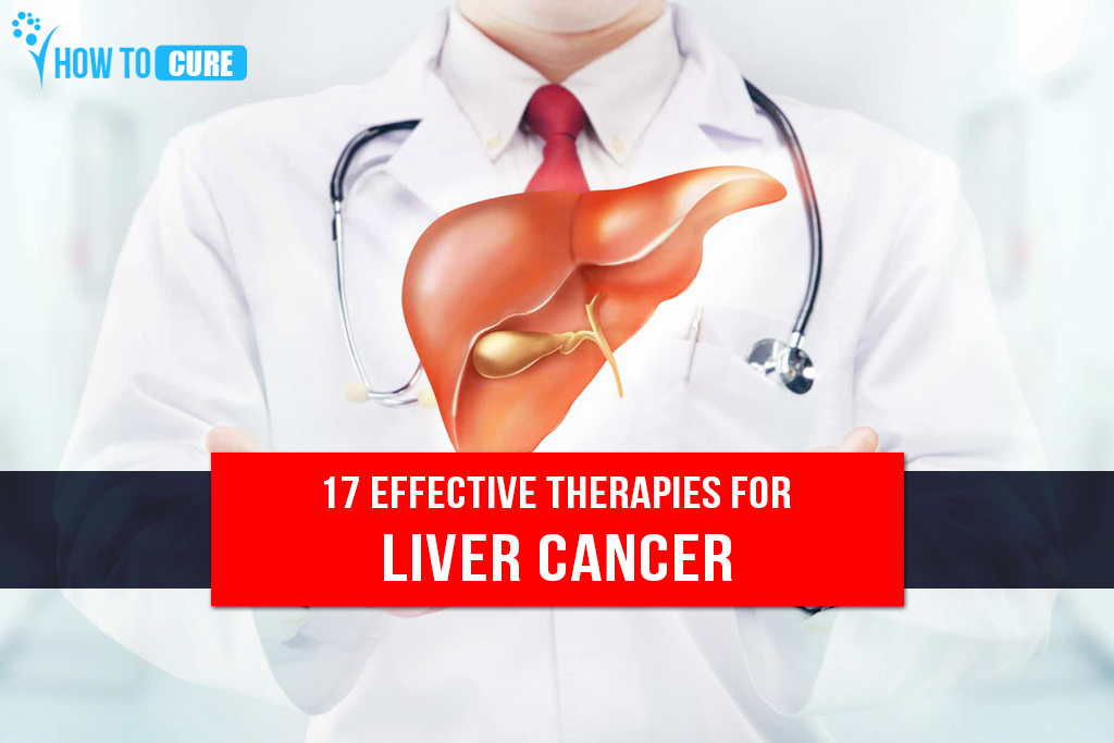 how to cure liver cancer