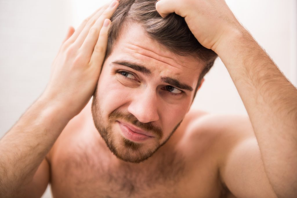 11 Home Remedies for Treating Male Pattern Baldness