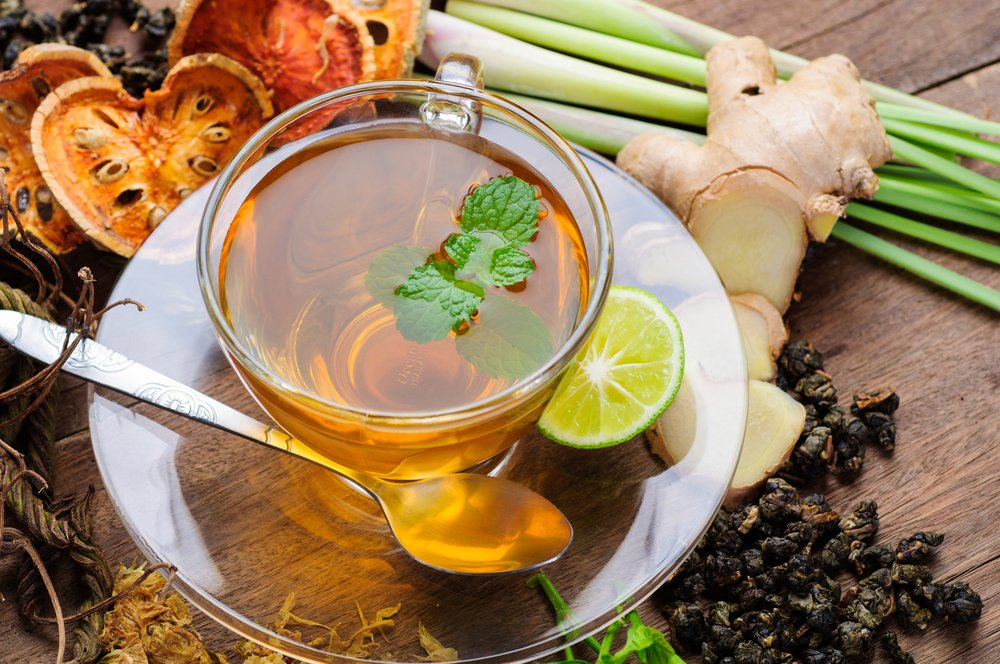 Hearbal Tea for constipation