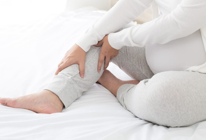 restless leg syndrome associated with pregnancy