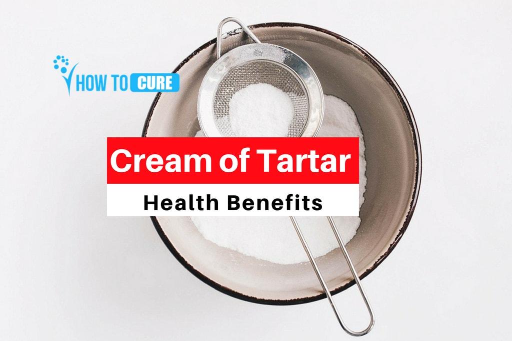 cream of tartar health benefits