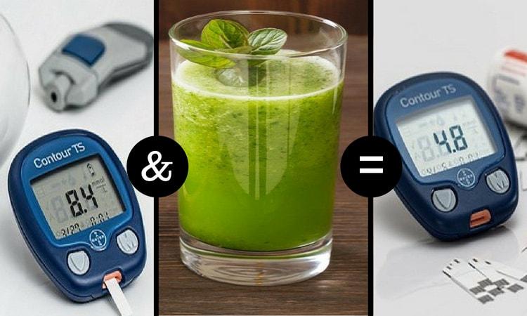 chlorella enhances sensitivity for blood sugar