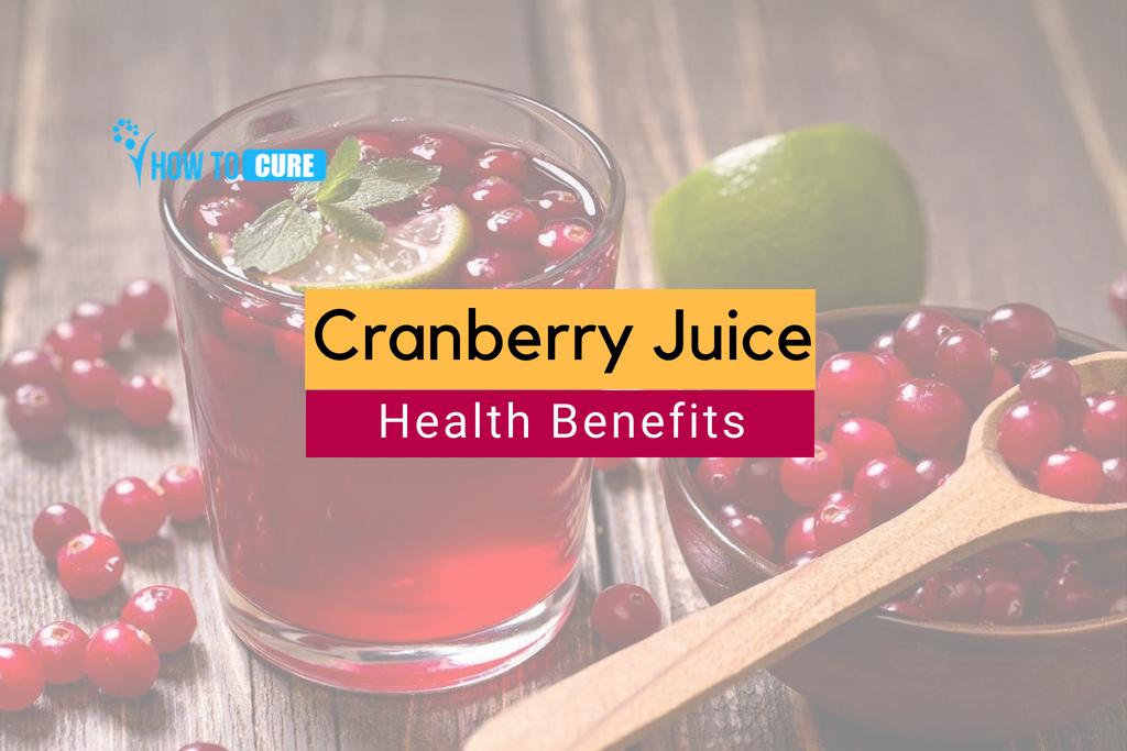 cranberry juice health benefits