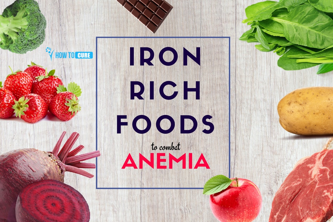 30 Marvelous Iron Rich Foods That Are The Natural Cures Of