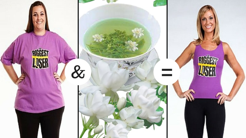 health benefits of jasmine green tea for weight loss
