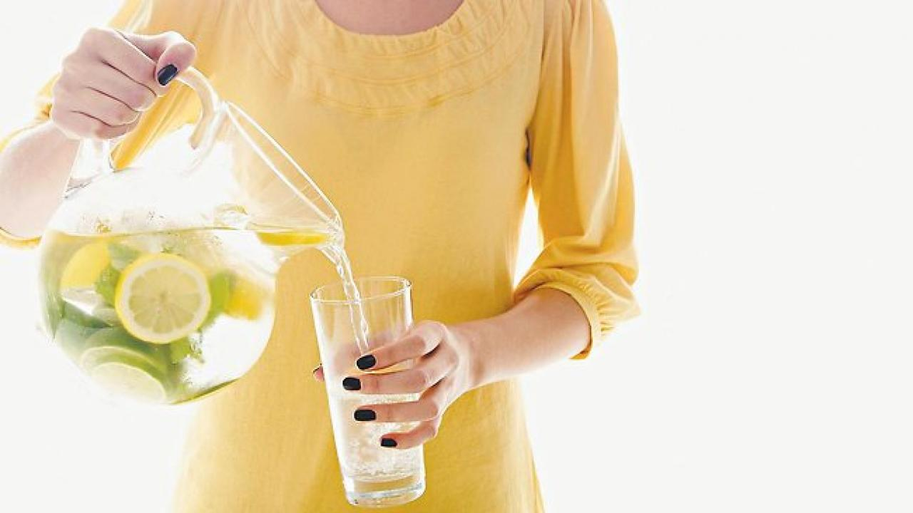 lemon water for digestion