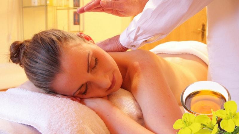 mustard oil for massage