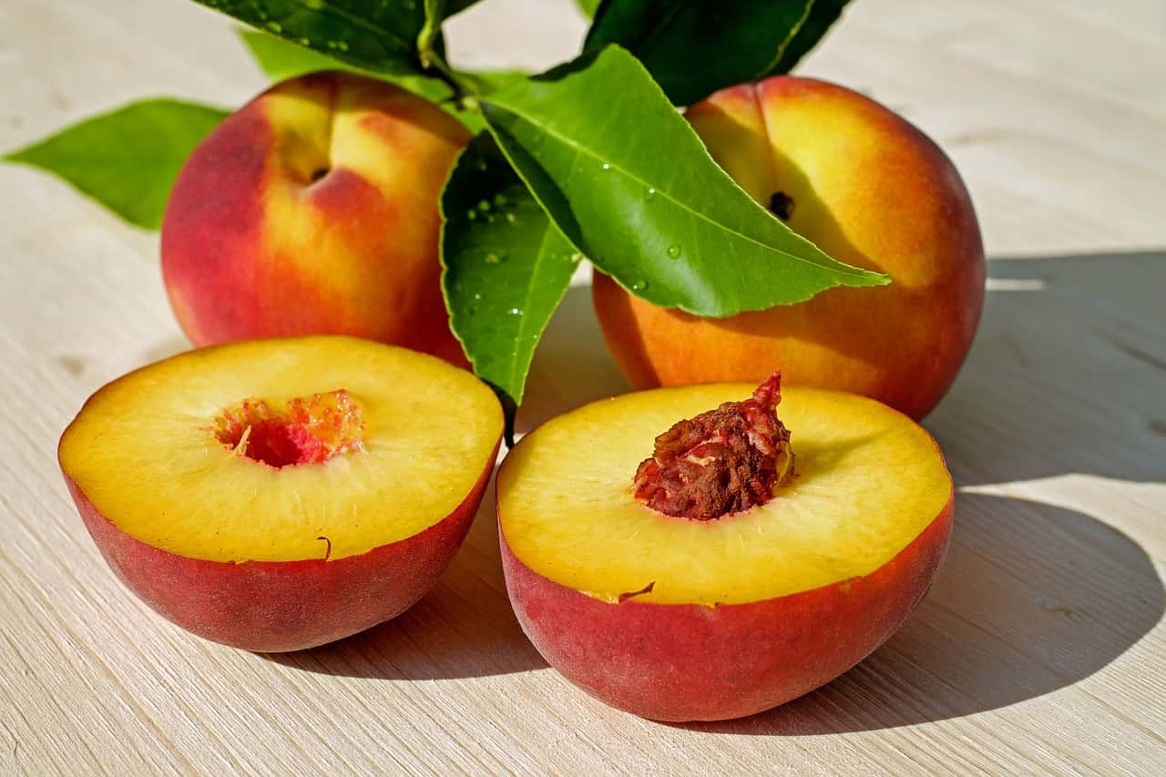 peach fruit for diabetes