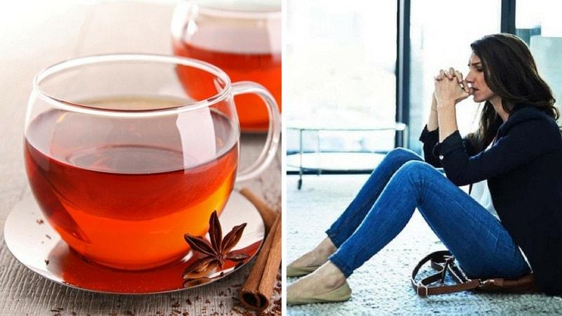 rooibos tea health for anxiety