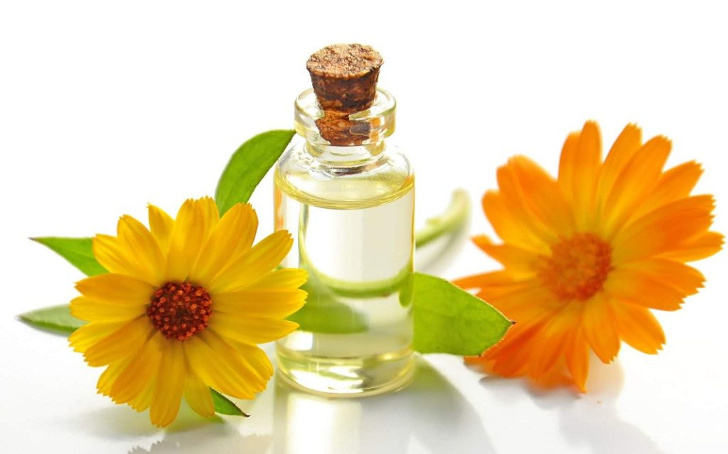 chamomile oil for eczema