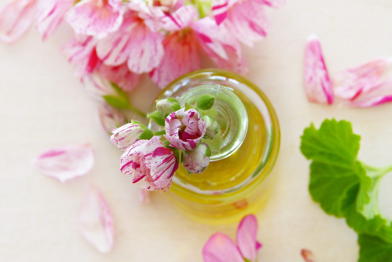 How to use geranium oil for depression