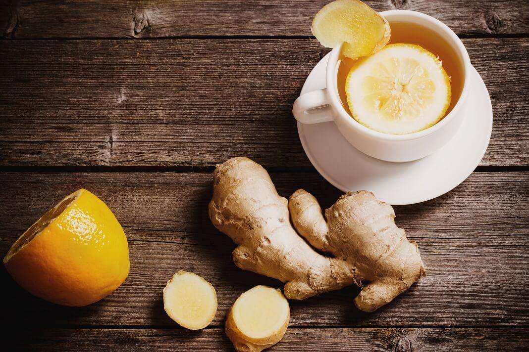 20 Benefits of Lemon Ginger Tea