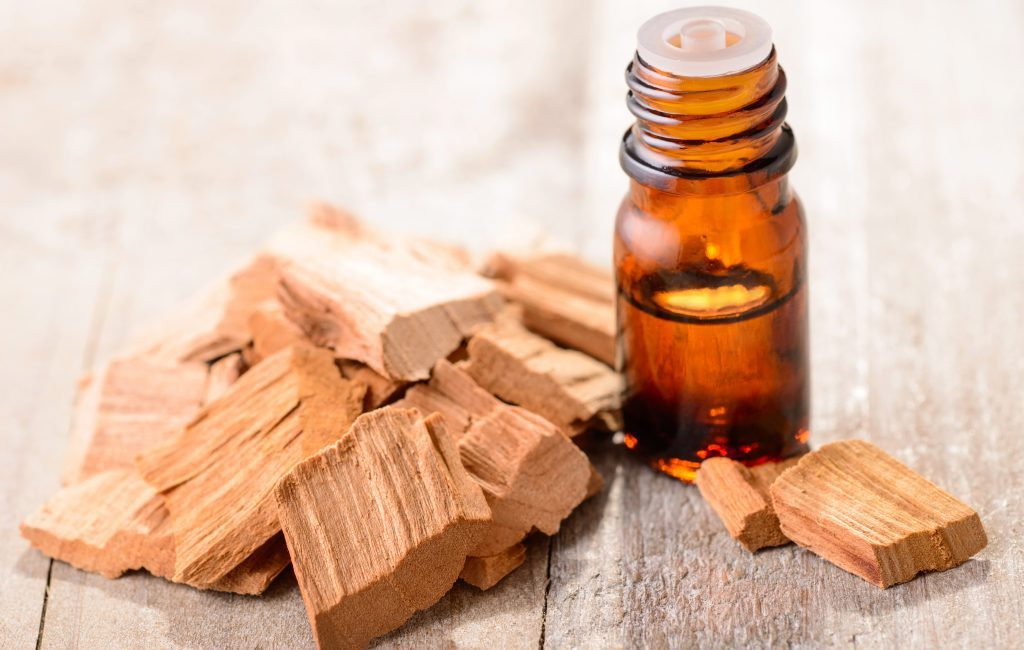 sandalwood oil for colds