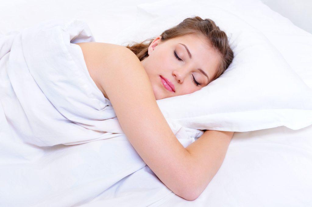 sound sleep women
