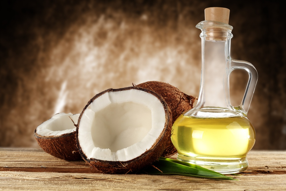 coconut oil for men