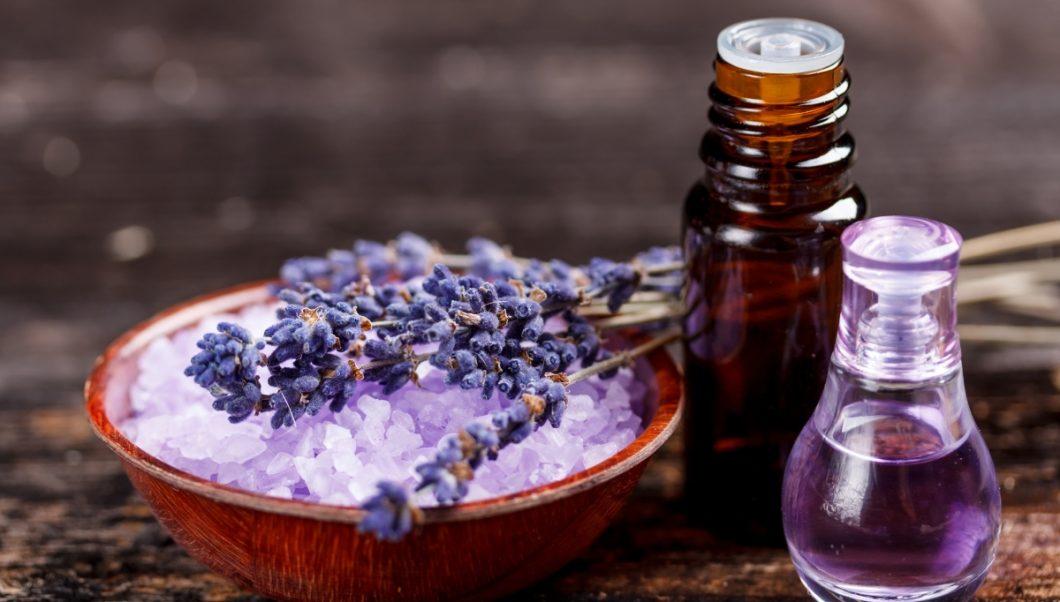 lavender essential oil for mosquito bites