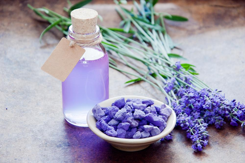 lavender oil for candida