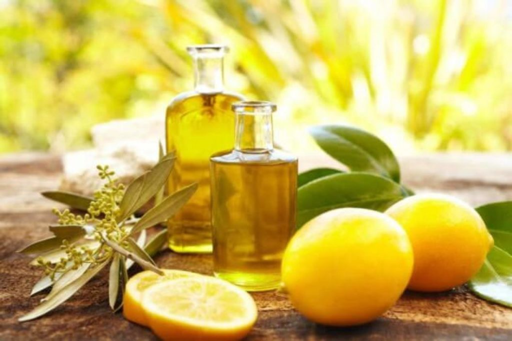 lemon oil for kidney stones