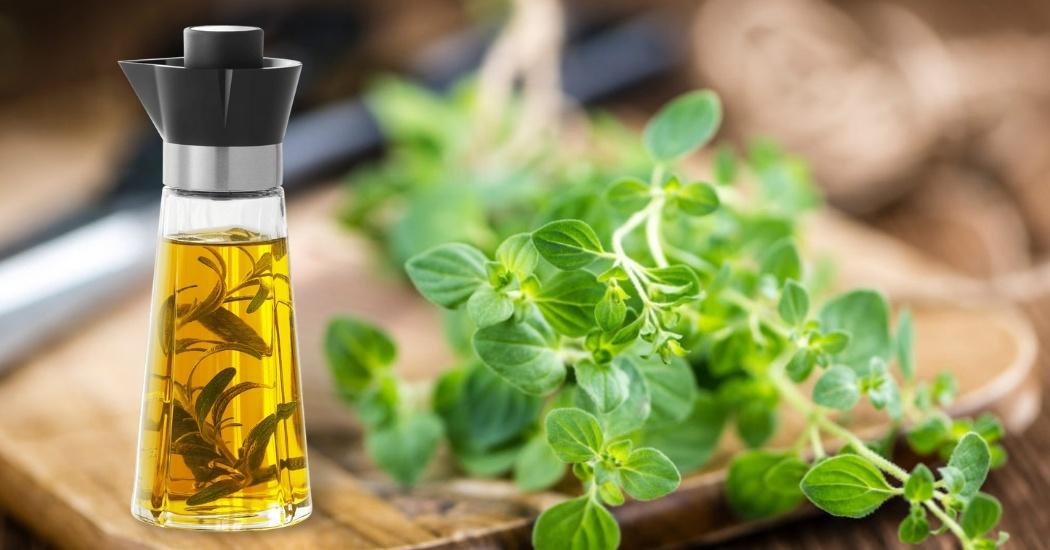 marjoram oil for acid reflux