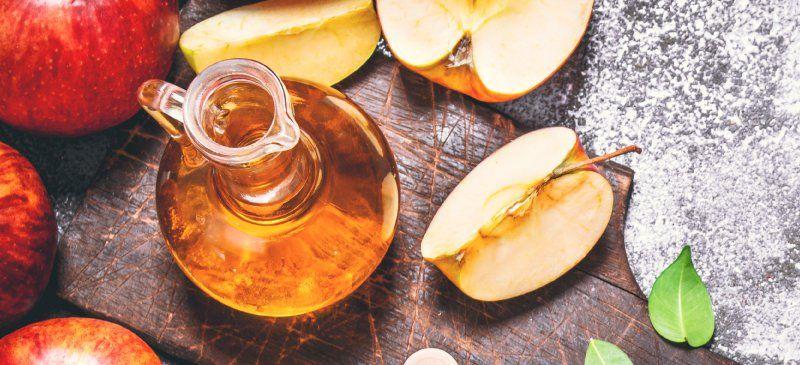 apple cider vinegar for blackheads