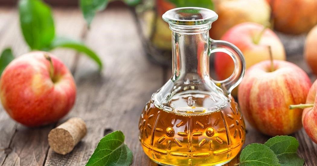 apple cider vinegar for itchy scalp