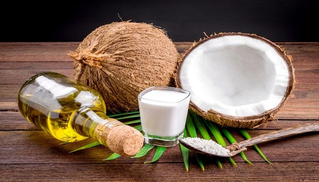 coconut oil for treat acne scars
