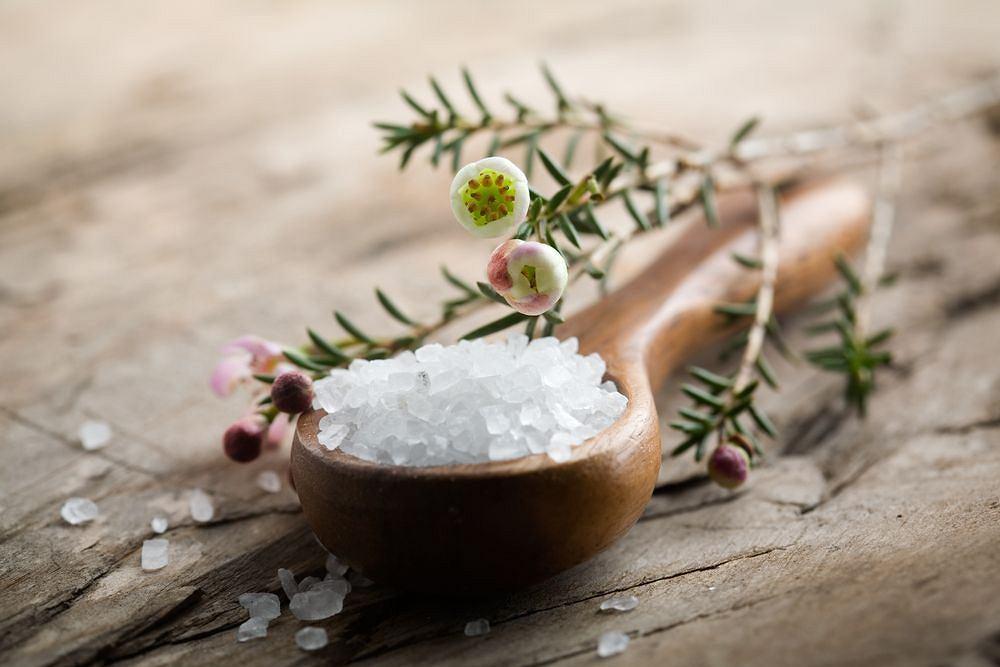 epsom salt bath for staph infection