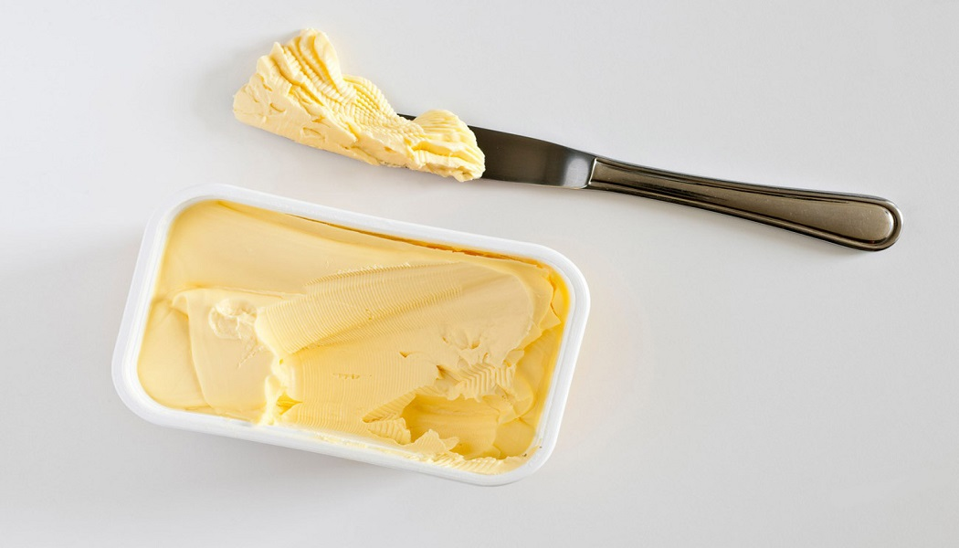 fake butter and margarine with unhealthily processed oil bad for health
