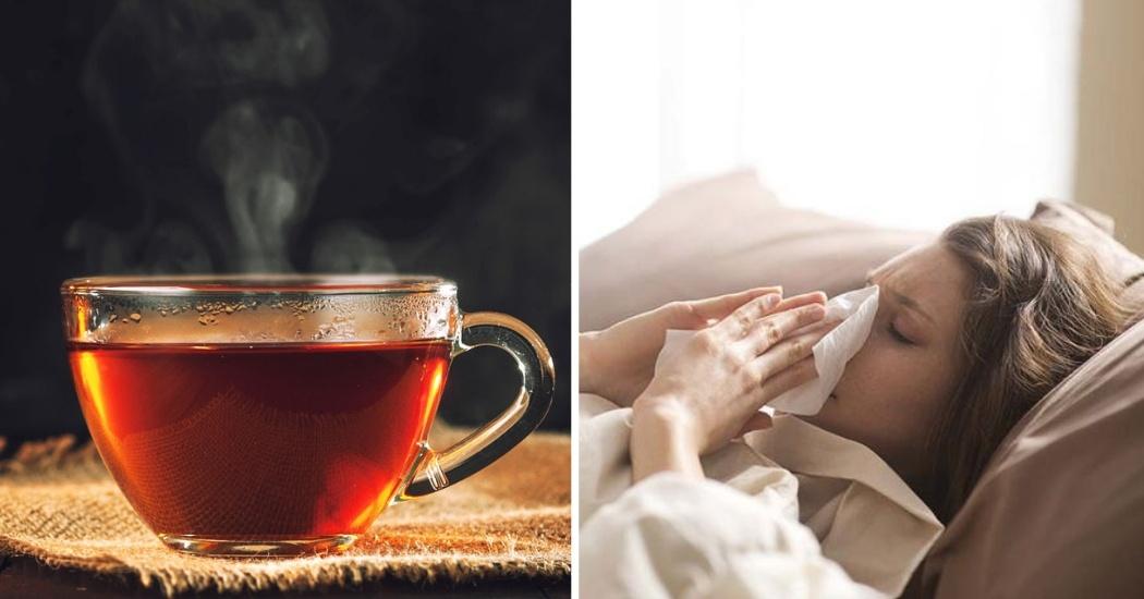 fenugreek tea for cures flu