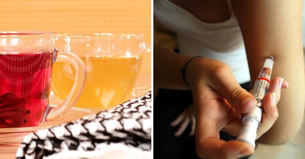 fenugreek tea for improves insulin secretion
