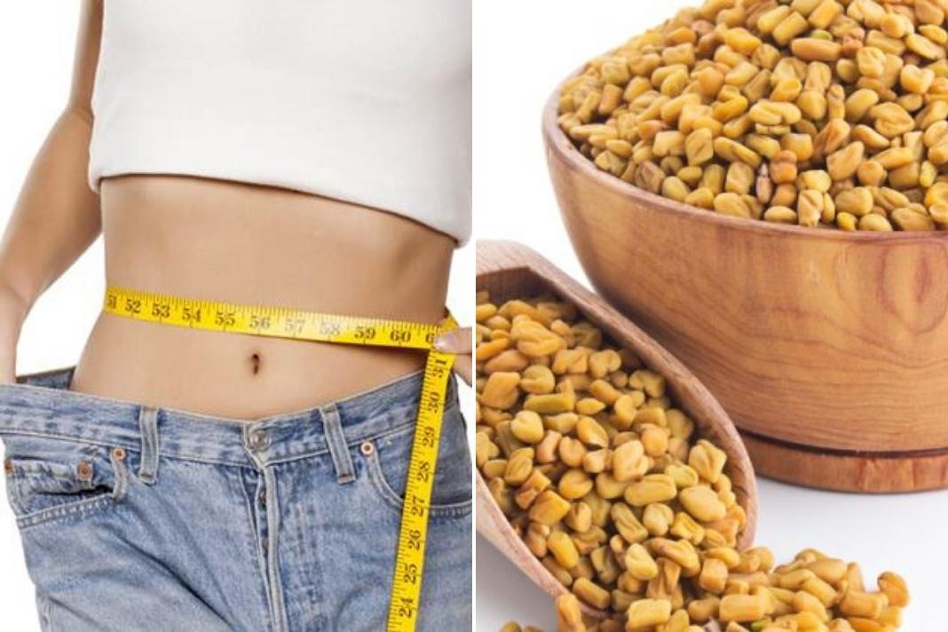 fenugreek tea for weight loss