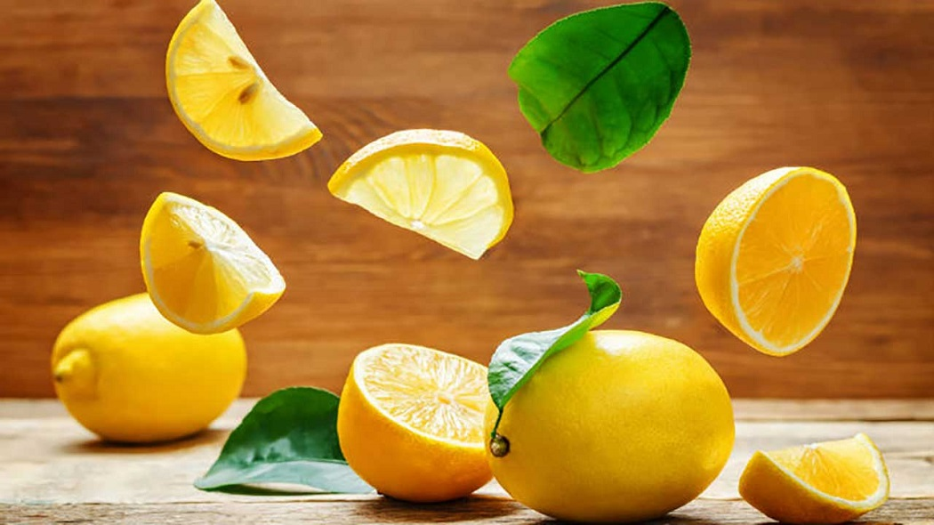 get rid of age spots using lemon