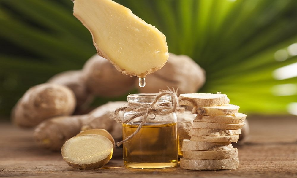 ginger oil for dizziness