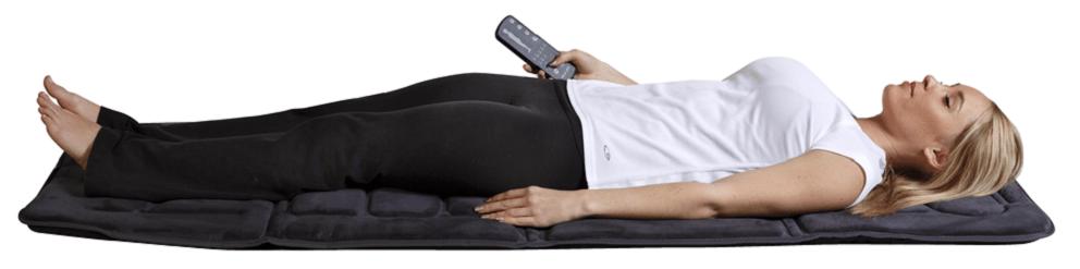heated massage to fade love bites