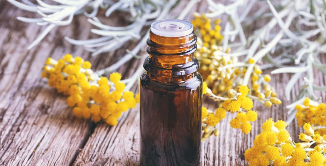 helichrysum essential oil for age spots