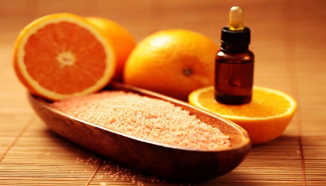 orange oil for energy
