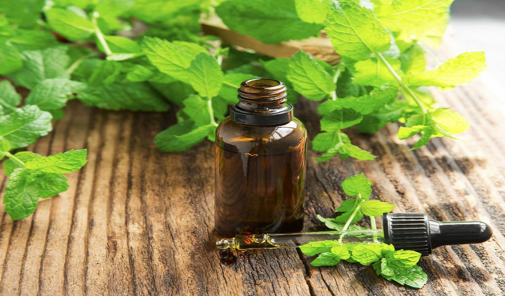 peppermint oil for dizziness