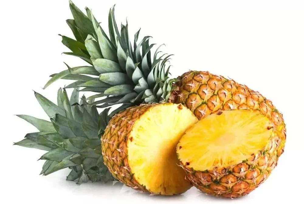pineapples to cure aging face
