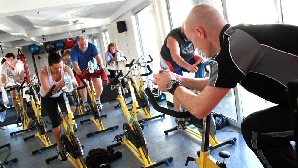 regular and rigorous exercise