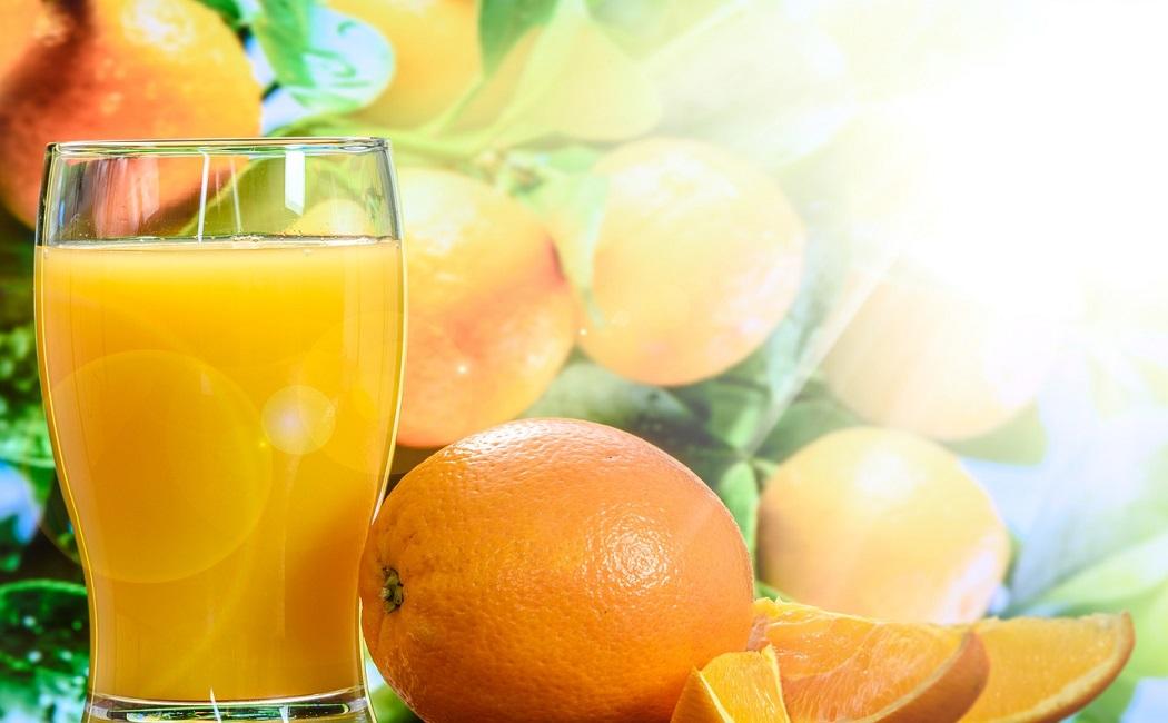oranges mûres et juteuses pour perdre du poids