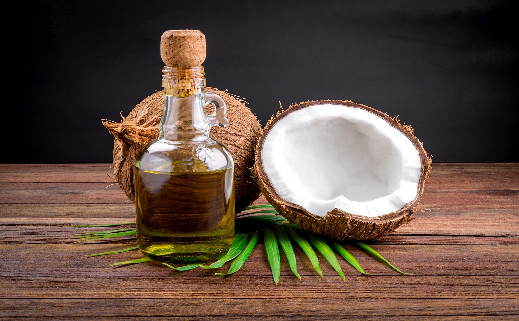 coconut oil (carrier oil) for memory loss