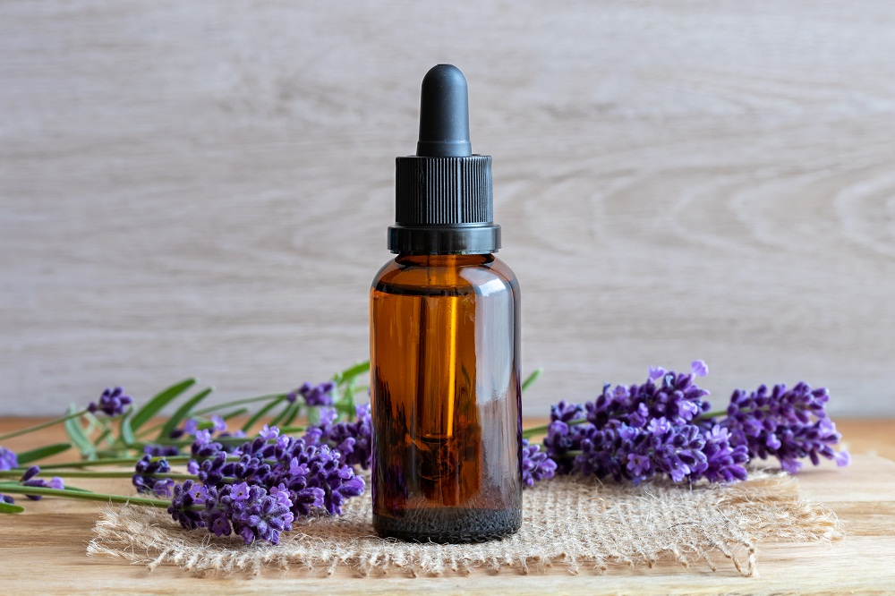 lavender essential oil for post nasal drip