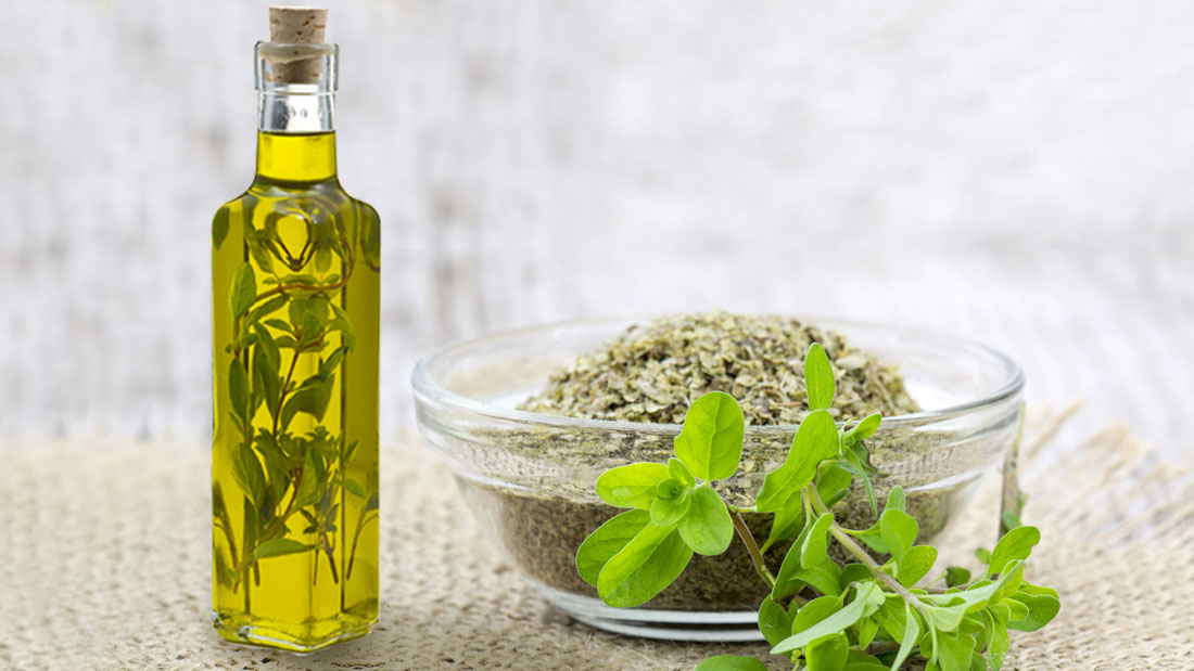 marjoram essential oil for leg pain
