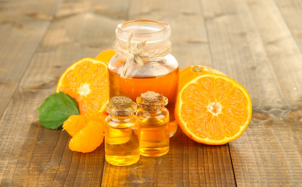 orange essential oil for sagging breasts