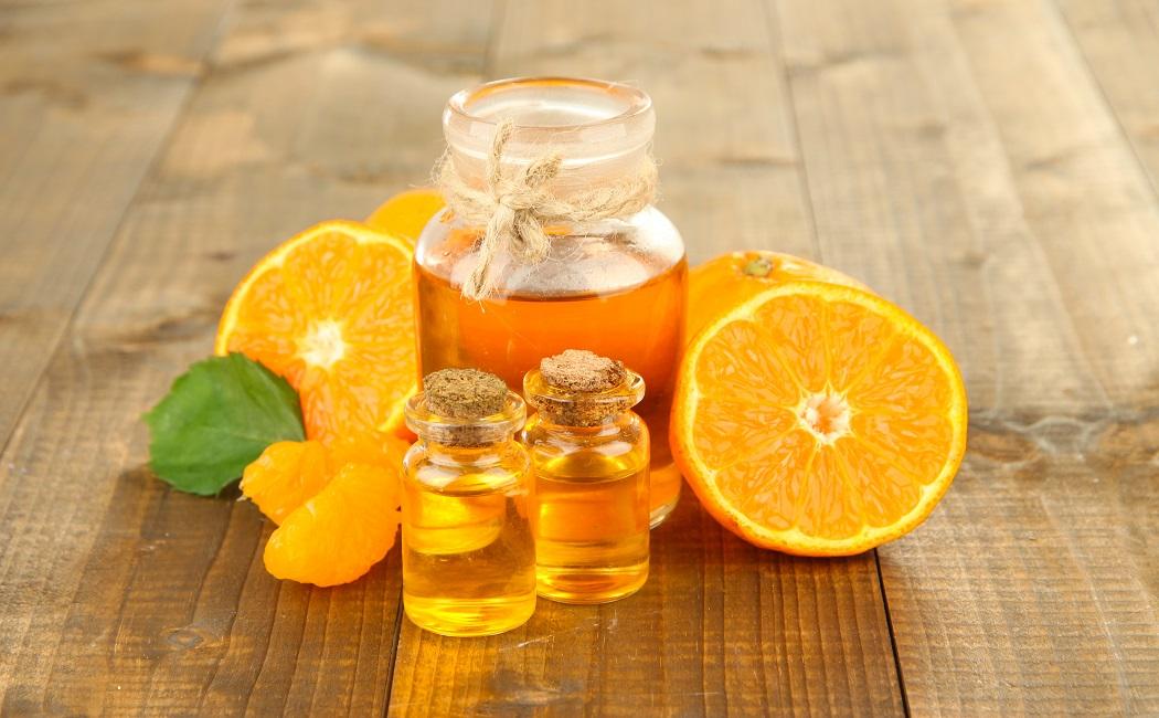 orange essential oil for sagging breasts