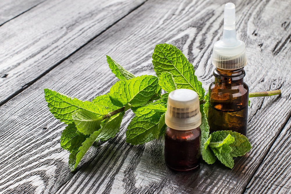 spearmint essential oil for PCOS