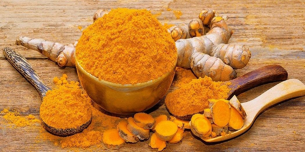 turmeric to get rid of hormonal acne
