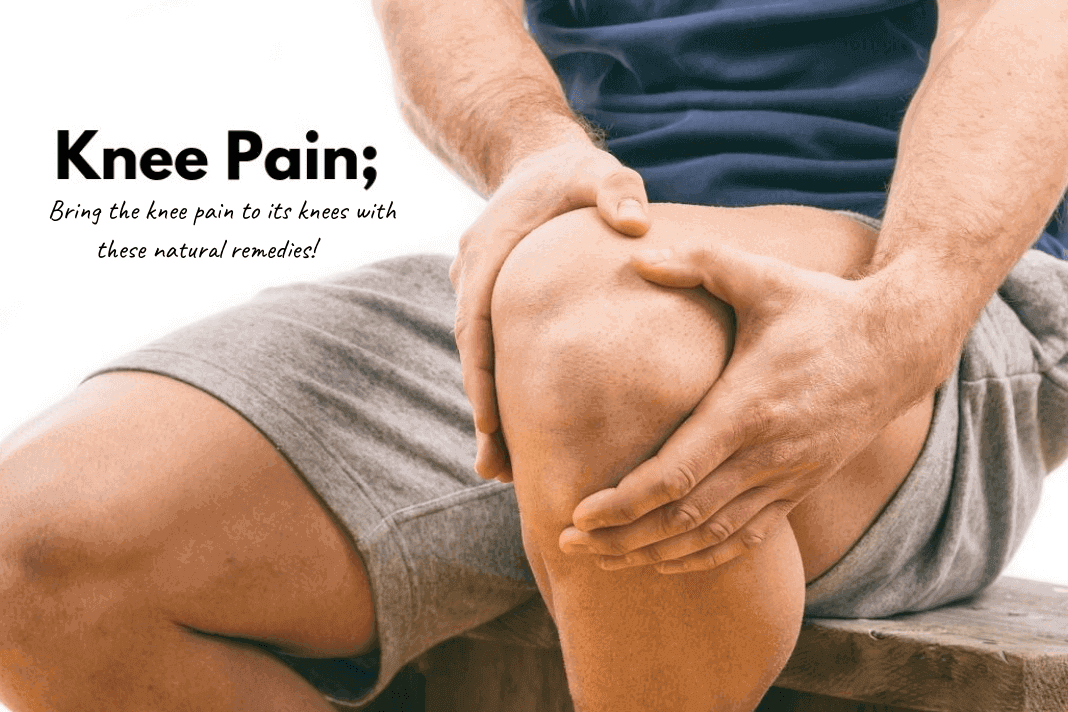 How To Relieve Knee Pain Using Natural Remedies | How To Cure