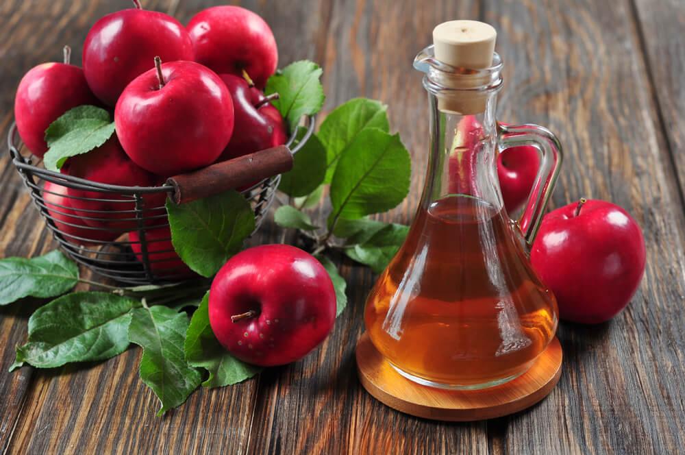 Apple Cider Vinegar pour coup de soleil