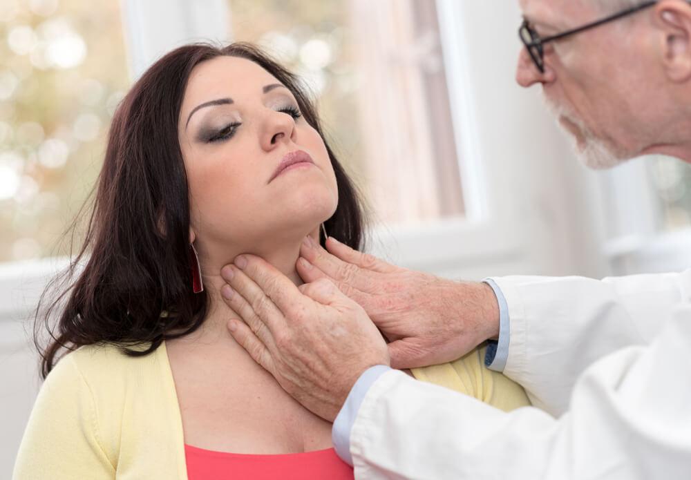 thyroid glands-